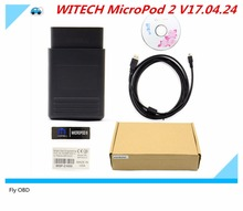 2017 WITECH MicroPod 2 latest V17.04.24 with HDD For Chrysler/Dodge/Jeep/Fiat diagnostic tool Multi-Languages WITECH MicroPod II