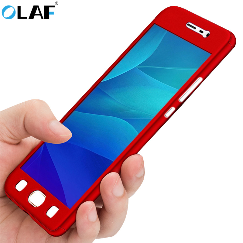 For Xiaomi Redmi Note 4X Case OLAF 360 Full Cover Protective Case For Xiaomi Redmi Note 4 4X Pro Global Version Redmi 4X 4X 4