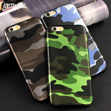 Buy JAMULAR Army Camouflage PU Leather Back Cover Case iphone 6 6s 7 Plus 5s SE Fundas Slim Phone Case iphone 8 7 Plus Cover for $2.24 in AliExpress store