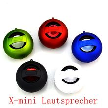 Portable Speaker Mini Speaker with Multi-Colors Wireless Ball Speaker Supports TF card for Phones Laptop Vo9t