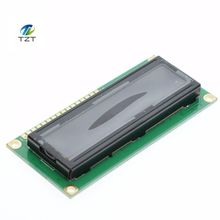 10PCS LCD1602 1602 module Blue screen 16x2 Character LCD Display Module HD44780 Controller blue blacklight(China)