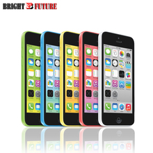 Original Unlocked Apple iPhone 5C I5C IOS factory Unlocked Dual Core Smart Phone 8GB16GB/32GB ROM 8MP Telefone free silicon case
