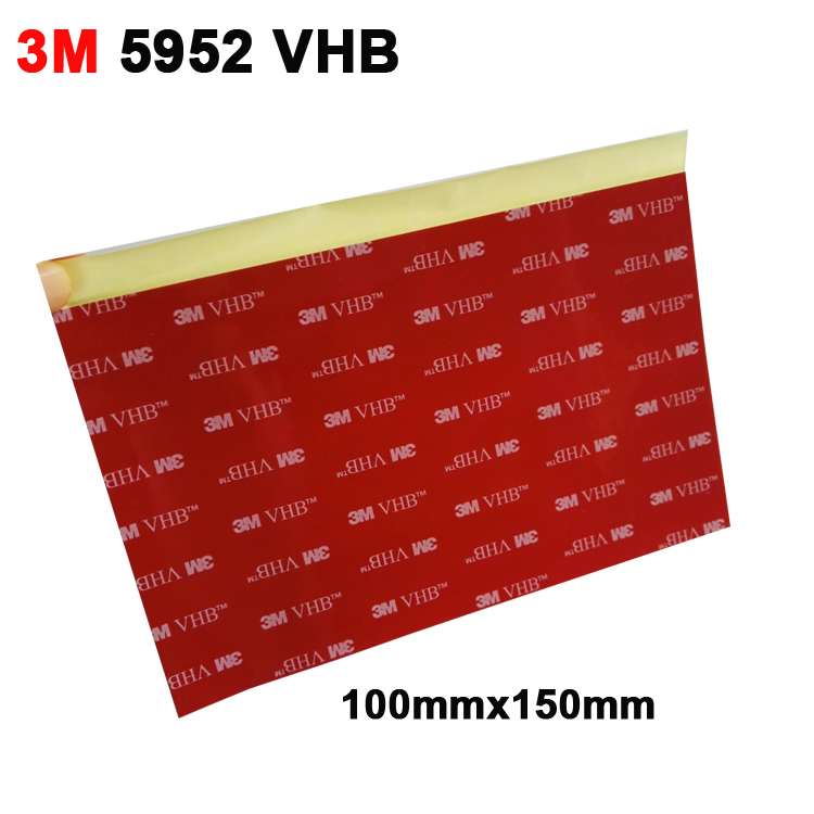 3M Double Face Sided Tape 20mm 10 Meters for Automotive Usage Dashboard Door