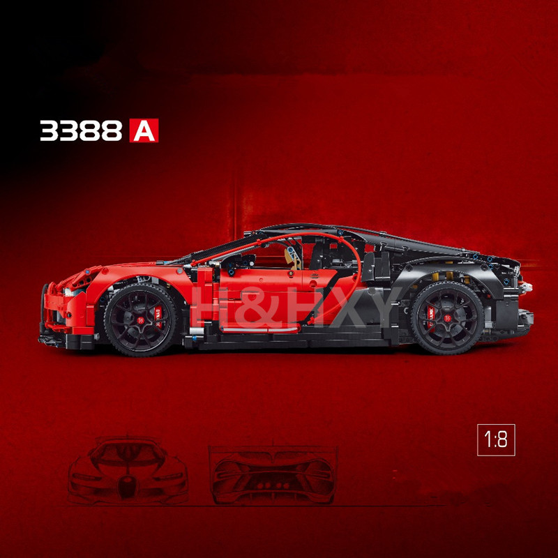 DECOOL-Chiron-Car-20086-bugattied-3625Pcs-3388-Creator-Racing-Compatible-42083-Model-Building-Blocks-Bricks-Toy (2)___