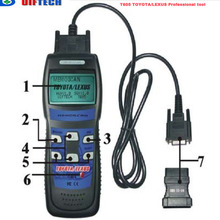 Diagnostic scanner for TOYOTA/LEXUS Professional tool T605 Professional OBD2 T605 code reader scanner tool(China)