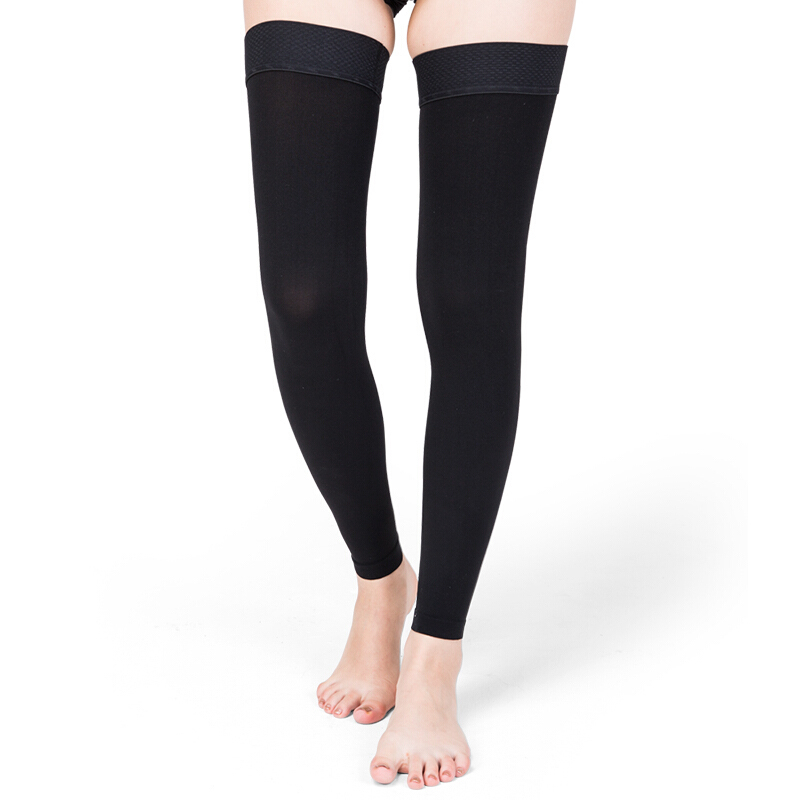 VARCOH Medical Thigh High Compression Stockings