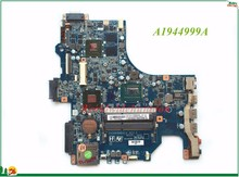High Quality MB A1944999A For Sony Vaio SVF142 SVF14 Laptop Motherboard DA0HK8MB6E0 REV:E N14P-GV2-S-A1 DDR3 100% Tested(China)