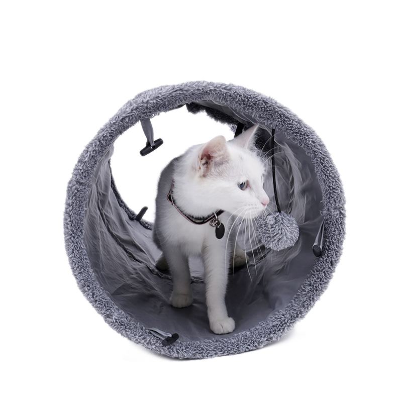 cat tunnel with ball big cat tunnel Big Long Cat Tunnel with Play Ball Suede Material-Free Shipping HTB1XYIPmjihSKJjy0Fiq6AuiFXaY