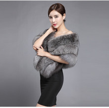 New Arrival Sexy Faux Fur Coat Bridal Wraps Warm Wedding Shawl Jackets Bolero For Wedding Dresses Wedding Jackets White Black