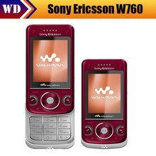 Sony Ericsson W760 Cell phone Free Shipping
