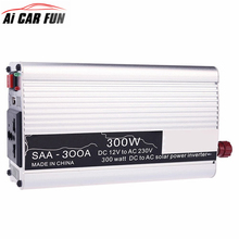 DC 12V to AC220-240V Power Inverter Car Vehicle Voltage Corrected Sine Wavefrom Inverter Converter Car Inverters Fit 300W-1500W(China)