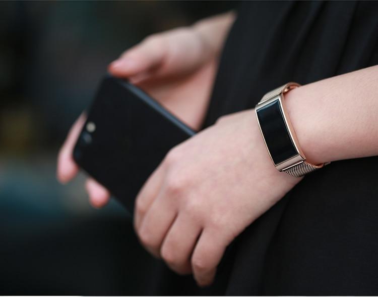 Microwear X3 IP68 Waterproof smart fitness bracelet pedometer blood pressure smart wristband Android iOS fitness tracker 7
