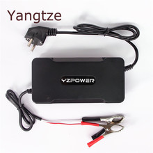 Yangtze 116V 2A Lead Acid Battery Charger For 96V Bike Power Tool Battery Pack Cleaning Machine(China)