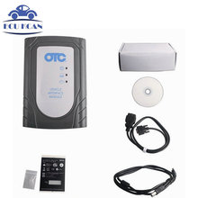 Newest GTS TIS 3 OTC scanner For Toyo-ta IT2 Latest V11.00.017 For Toyota IT3 GTS OTC Scanner Auto Diagnostic Tool