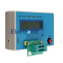 MK-168 TR\LCR\ESR Transistor LCR ESR Tester Semiconductor Device Analyzer NEW
