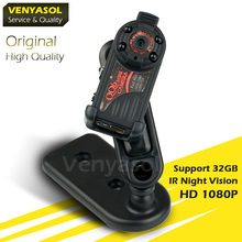 VENYASOL 1080P HD Spied Camera Mini DV DVR Detect Camcorder Video Recorder IR Night Vision Motion Portable Espia Sport Micro Cam