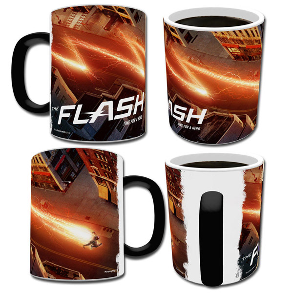 Flash-Time-For-A-Hero-Transforming-Mug