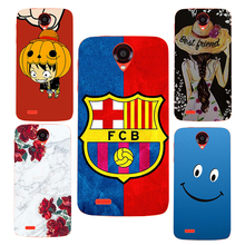 Buy Cute Cartoon Case Lenovo S650 S 650 S658T Cover HD UV Printing soft silicone Printed Phone Back Shell Capa Funda Newest for $2.83 in AliExpress store