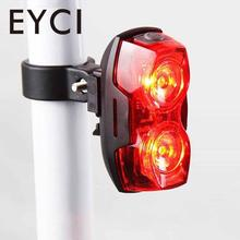 Buy Bike Taillight Bicycle Red LED Front Rear Light Warning Safety Lamp Cycling Bike Head Light for $3.29 in AliExpress store