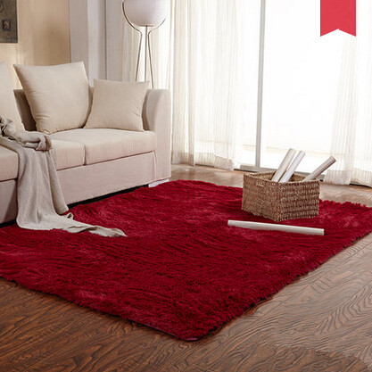 White Pink Shaggy Carpet Designs Modern Rugs And Carpets For Home - How to cover carpet with flooring