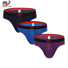 Buy 3-PACK g String Men Gay Sexy Man Gay String Men's Underwear Underwear Mens Body Thong Mesh Sexy Underwear Boys Young 1013-DK-3