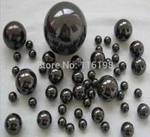 "3.175mm 1/8"" SI3N4 ceramic balls Silicon Nitride balls used in bearing/pump/linear slider/valvs balls"
