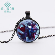 Handmade LOL Game Rumble necklaces jewelry League of Legend necklaces pendants Gaming Enthusiasts gifts Fashion Kennen pendant(China)
