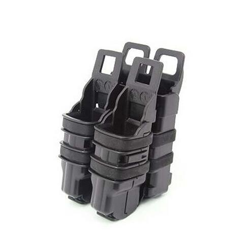EFOSE NEW DOUBLE FAST PISTOL MAG MAGAZINE POUCH HOLDER ATTACH MOLLE SYSTEM BK<br><br>Aliexpress