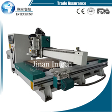Carousel ATC CAD CAM 1325 cnc cutting/milling machine(China)