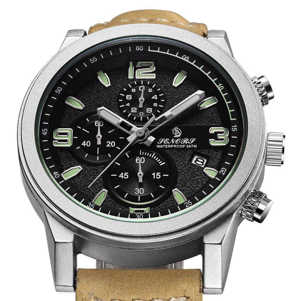 Fashion Chronograph Sport Mens Watches Top Brand Luxury Quartz Watch Reloj Hombre 2017 Clock Male hour relogio Masculino Gift<br>