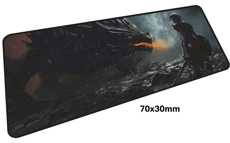 skyrim mouse pad gamer 700x300mm notbook mouse mat large gaming mousepad large Birthday present pad mouse PC desk padmouse 6