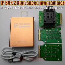 ipbox 2 IP BOX2 ip high speed programmer for phone pad hard disk programmers4s 5 5c 5s 6 6plus memory upgrade tools 16g to128gb