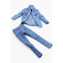 1pcs Outfit clothes for Ken doll's Clothes For Barbiee Boyfriend Doll, Boy Nice Gifts Best Selling (only sell clothes )