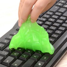 1Pcs Magic universal crystal clean plastic Keyboard clean mud Brush Magic dead corner cleaning glue Housecleaning Tools 7z-ca192