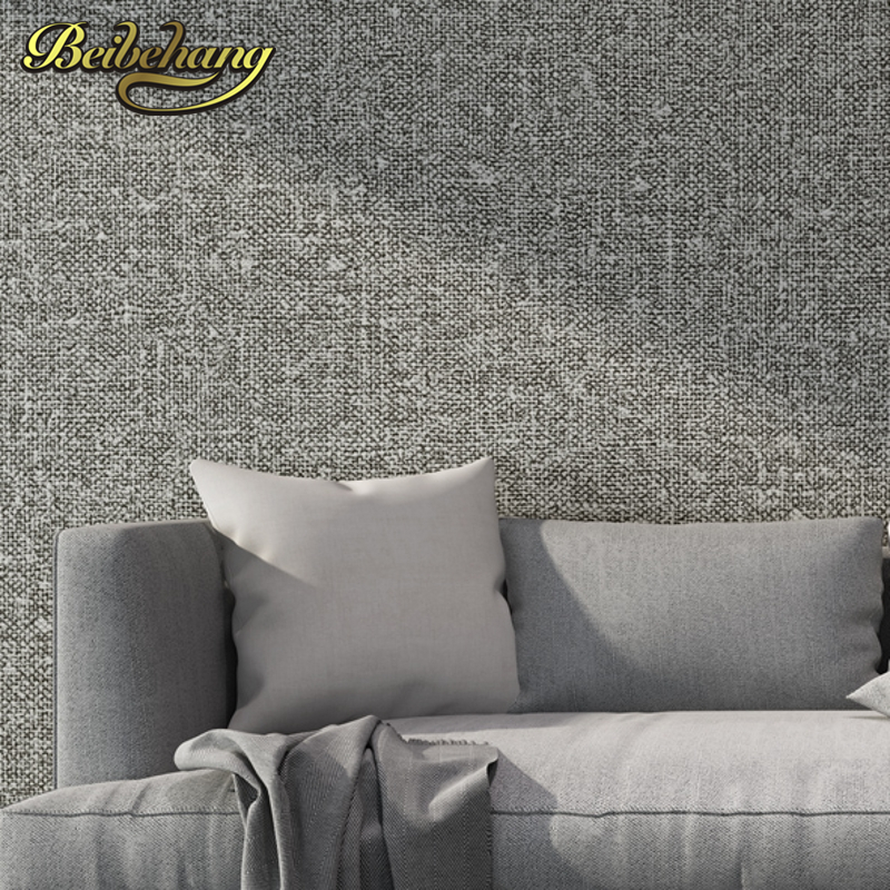 beibehang 3D wallpaper horizontal grey stripe wallpaper fashion wall paper Wall Decor PVC roll papel de parede for living room<br>