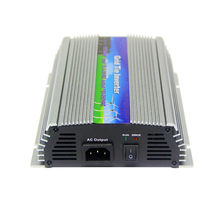 10.5-30Vdc 600W Solar Grid Tie Inverter Output 90-140Vac,Pure Sine Wave power inverter For Vmp18v panels Home Solar System(China)