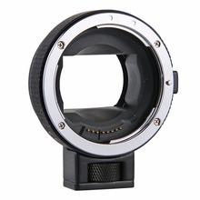 Auto Focus EF-NEX Lens Mount Adapter for Canon EF EF-S lens to Sony E-mount NEX A7 A7R A7s NEX-7 NEX-6 5 Camera Full Frame