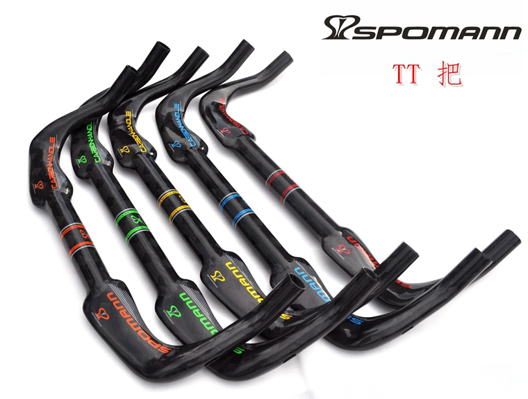 SPOMANN Road Bike Rest TT Handlebar Superlight Full Carbon Fiber Bar 12K Gloss Cycling Bicycle Bars Bicicleta Parts Accessories<br><br>Aliexpress