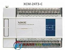 XCM-24T3-C  XCM PLC for Motion Control 3-channel Output 2-channel AB Phase Counter 14DI/10DO  DC24V New