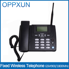 GSM Telephone Cordless phone telefone sem fio wireless phone telefono inalambrico for office telephone and home telephone(China)