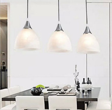 3 Head chandelier Light for Dining Room Fashion Pastoral lights Bar lamps AC85-265V Downlight(China)