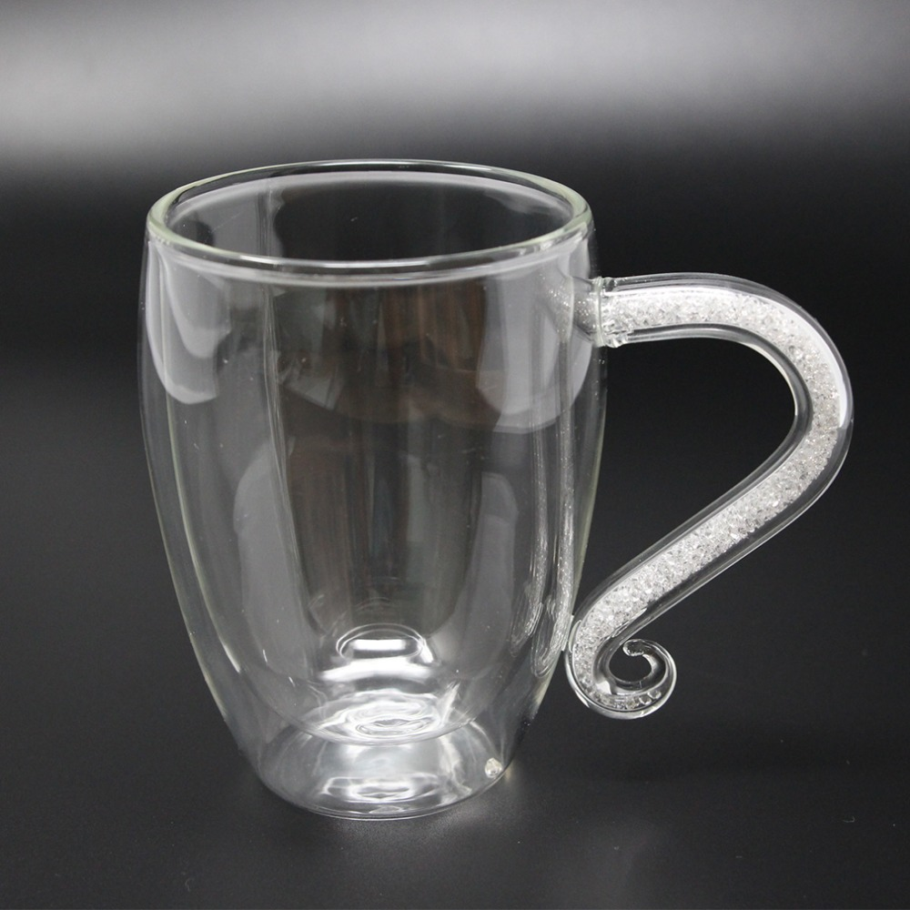 double wall glass coffee mug (9)