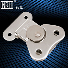 NRH 6318A cold-rolled steel Rotary butterfly turn latch Factory direct sale high quality wing lock for  flight case road case