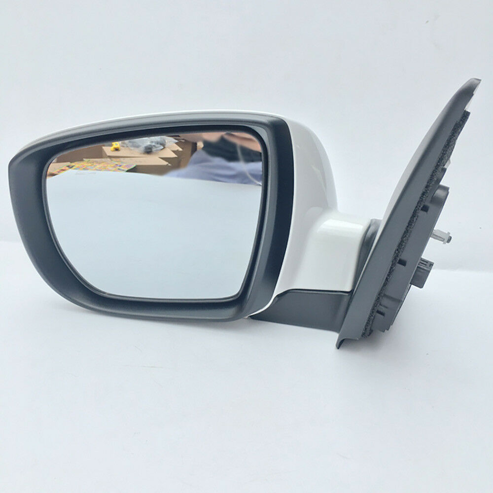 Left Driver Door Side Rearview Mirror Assembly 6 lines For VW Jetta MK6 11-18