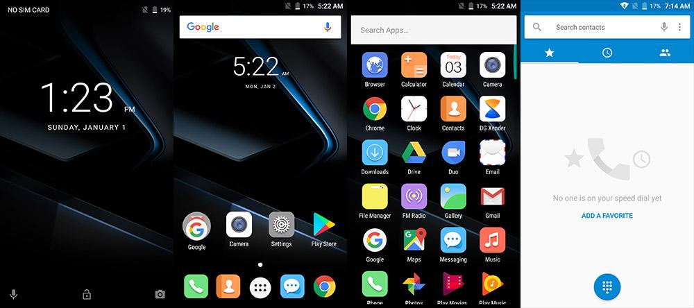 Фото DOOGEE BL7000 Android 7.0 7060mAh 12V2A Quick Charge 5.5'' FHD MTK6750T Octa Core 4GB RAM 64GB ROM Smartphone Dual 13.0MP Camera