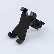 Universal Phone Holder Adjustable Rotating Bicycle Bike Handlebar Clip Stand Mount Bracket For Smart Mobile Cellphone High Quali