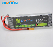 Buy XXKLION RC Lipo Battery pack 2S 7.4v 3500mAh 25C RC boat RC Aircraft Helicopter Car Boat Drones Quadcopter Li-Polymer Batteria for $21.85 in AliExpress store