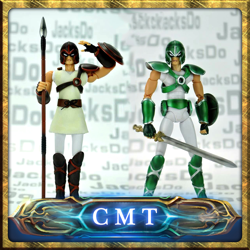 CMT In Stock Jacksdo Saint Seiya Soldiers of the sanctuary Figure action figure<br>