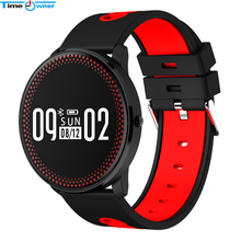 Time Owner CF007 Smart Bracelet Heart Rate Monitor Blood Pressure Monitor SMS Whatsapp Notification Smart Band Sport Tracker