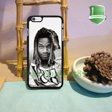 Fetty Wap original black cell phone cases for iphone 6 6 plus 6s 6splus 5 5s 5c 4 4s W-4070
